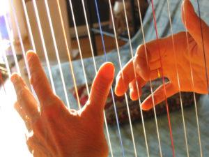 Harp-Hands